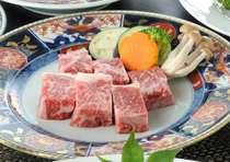 【魚もいいけど、やっぱり肉が好き!】そんなあなたへ 牛ステーキセットプラン