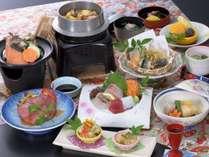 【Web限定1,300円割引】【光の宴プラン】肉も魚も味わえるよくばりプラン!(2018.9)