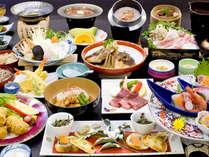 <12月~3月>おふたりならではの美味しさと寛ぎの時間を!「おふたり特別会席」