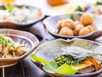 朝食ビュッフェ/ポーク玉子おにぎりは、朝にピッタリの一品です。