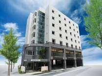 2017年8月グランドオープン!新築のホテルでお寛ぎください。