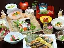 【旬の会席】会席料理イメージ