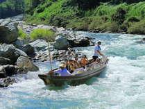 長瀞観光の定番(1)長瀞ラインくだり★荒川を下る舟のアトラクション。急流スポットや自然美を楽しめます♪