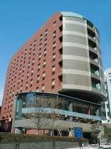 ホテル正面写真です