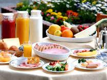 朝食◇バイキング