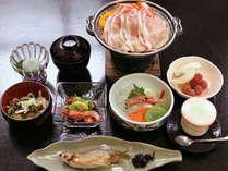 【基本】ご夕食はお部屋 & 貸切露天風呂30分無料