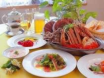夕食ネットランキング中!!人気の特製ソースで頂く地中海ブイヤベース最後の雑炊も堪能してください♪