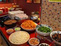 ◆朝食ビュッフェ◆営業時間:6:30-9:00