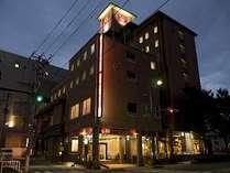 グランパークホテル エクセル福島恵比寿 (福島県)
