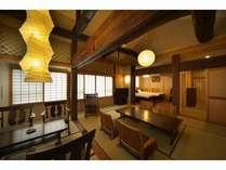 古民家 別邸2階角部屋 「けやきの間」