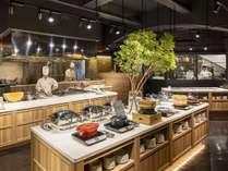 【朝食】和洋中ブッフェ形式でご用意致します※写真のお料理はイメージです