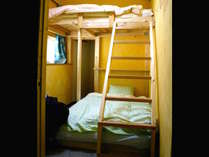 2段ベッドのツイン