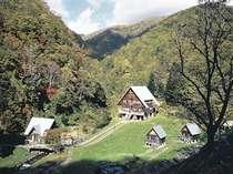 大沼・長万部・江差の格安ホテル 奥美利河温泉 山の家