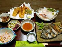 【2食付】当館一押し★富山の四季折々の山海の幸をたっぷり楽しめる人気の夕食!