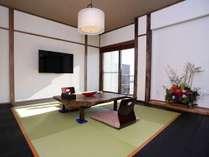 露天風呂付き特別客室401号室