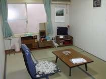 和室6畳のお部屋♪ゆっくりとお寛ぎ下さい☆