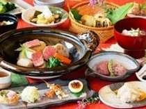 旬のおごっつぉ故郷料理「秋」イメージ。寒くなる季節にお鍋が嬉しい♪