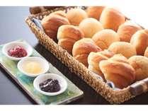 【朝食】朝食のジャムはホテルオリジナル・例