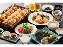 【朝食】バイキング一例