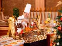 欧風料理「オーキッドルーム」 クリスマスブッフェ