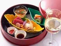 「美食のハーモニー」ルームサービス特別ディナー(イメージ)