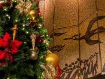 【別館1階】正面ロビー クリスマス