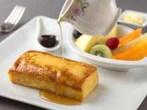 【朝食】La Belle Epoqueブレックファスト(イメージ)⇒「ラ・ベル・エポック」