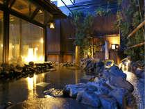 ■露天風呂付き大浴場
