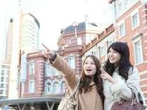 【東京女子旅】SNS投稿企画!!2名セミダブルルームでお得に楽しく東京巡り♪お水&東京MAP付きプラン