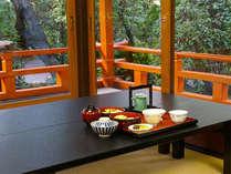 ◆朝食(一例)◆朝食は素朴な和定食をご用意致します。