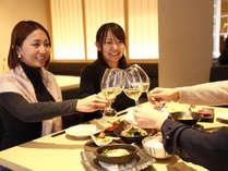 【ホテル1階レストラン 梅田璃泉】女子会にもぴったり♪