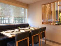 【ホテル1階レストラン梅田璃泉】フロアイメージ
