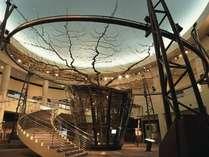 ●観光●【なしっこ館】倉吉未来中心内にあり、毎日3種類の梨が試食できます!