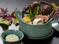 【松茸の土瓶蒸し】定番!出汁が美味しい!