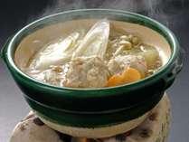 【大山鶏のつみれ鍋】
