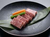 和牛日本一に輝いた「鳥取和牛」を陶板焼きでどうぞ☆彡