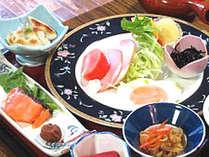 魚屋のあら汁に二戸名物ホタル飯で朝ご飯♪朝付プラン