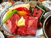 日本が誇る「短角牛」を野田塩で味わうプラン