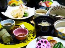 【1泊夕食付】朝はゆっくり派のあなたにおすすめ!夕食は名物「倭かも鍋」をご賞味♪<朝食なし>