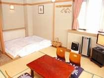 ★和室・・広々ゆったりとした新装和室、眺めもステキ