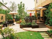 ホテルガーデンカフェ「あおぞらカフェ」