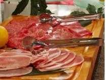 ■お食事処 山餐(さんさん)亭■my鍋食材一例