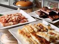 ■お食事処 都味喜(つみき)■お好みの食材を陶板焼きで召し上がる事もできます☆