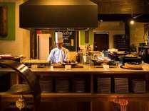 ■お食事処「きぬ川馬留(バル)」■15年11月新設OPEN■本格地中海料理ハーフブッフェとお酒が愉しめる空間