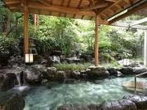 大浴場庭園露天風呂