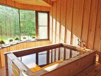 *【お風呂】美しい風景を眺めながらご入浴を満喫。