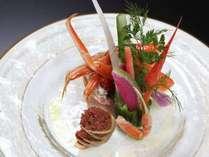 【冬のイチオシ】タグ付きズワイガニを味わいつくす≪特別グルメディナー≫プラン