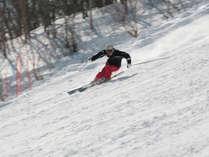 【スキーリフト券付1泊2食】パウダースノーを楽しむスキープラン