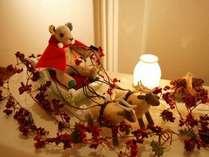 【クリスマス特典付き】スタンダードディナー≪大地≫をX'masバージョンで!