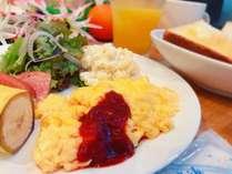 朝食1プレート
